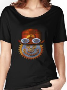 steampunk smileyface Women's Relaxed Fit T-Shirt