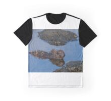 Marine Iguana Graphic T-Shirt