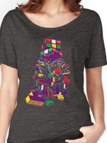 The God Cube Women's Relaxed Fit T-Shirt