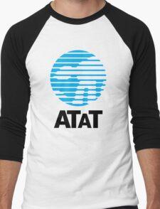 ATaT Men's Baseball ¾ T-Shirt