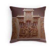 Riemenschneider Altar Throw Pillow