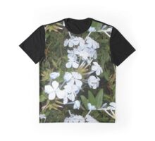 Vergeet-my-nie - Plumbago Graphic T-Shirt