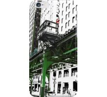 { chicago l - chicago el - series: 2 } iPhone Case/Skin