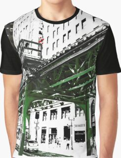 { chicago l - chicago el - series: 2 } Graphic T-Shirt