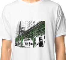 { chicago l - chicago el - series: 2 } Classic T-Shirt