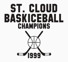 St. Cloud Baskiceball Champions Kids Clothes