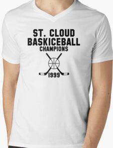 St. Cloud Baskiceball Champions Mens V-Neck T-Shirt