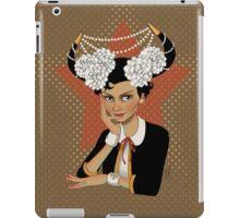 Chanel: the Little Black Bull iPad Case/Skin