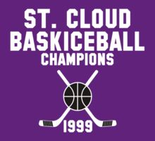 St. Cloud Baskiceball Champions T-Shirt