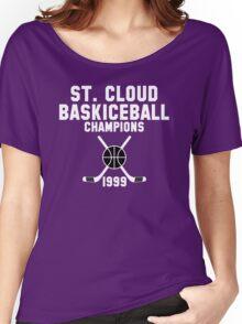 St. Cloud Baskiceball Champions Women's Relaxed Fit T-Shirt