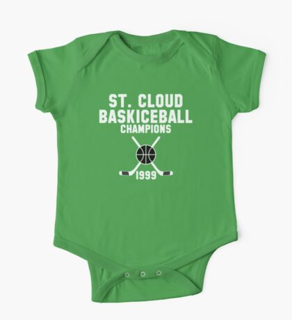 St. Cloud Baskiceball Champions One Piece - Short Sleeve