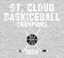 St. Cloud Baskiceball Champions One Piece - Long Sleeve