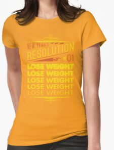 New Year's Resolution #1 - Lose weight T-Shirt