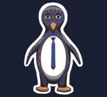 Argyle Penguin Kids Clothes