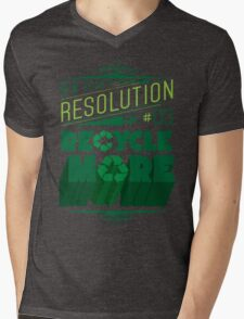 New Year's Resolution #3 - Recycle more T-Shirt