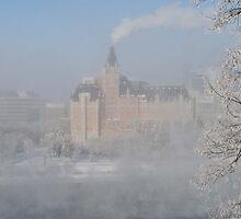 Saskatoon, Saskatchewan, Canada by Halobrianna