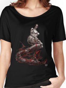 Cyberpunk 017 Women's Relaxed Fit T-Shirt