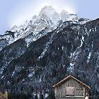 Christmas in Switzerland by Halobrianna