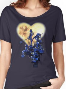 Kingdom Hearts Women's Relaxed Fit T-Shirt