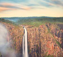 Wallaman Falls by PhotoByTrace
