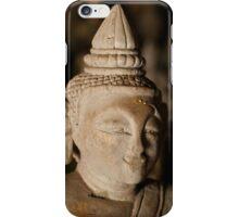 The Smiling Buddha iPhone Case/Skin