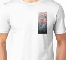 Antique Windmills at Dusk Unisex T-Shirt