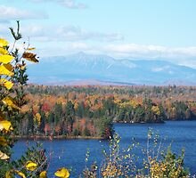 Mount Katahdin Fall 4 by MarquisImages