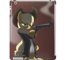 Mafia Applejack iPad Case/Skin