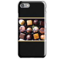 Gourmet Chocolates iPhone Case/Skin