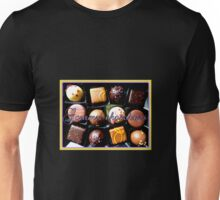 Gourmet Chocolates Unisex T-Shirt