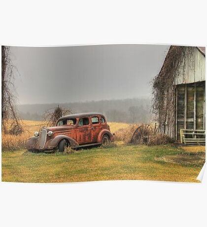 Country Cruiser Poster