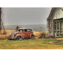 Country Cruiser Photographic Print