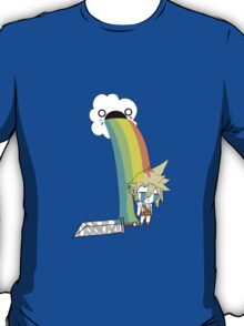 Cloud Spewing On Cloud T-Shirt