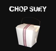 Chop Suey (White) Unisex T-Shirt