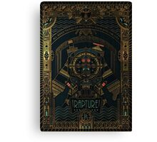BioShock: Rapture Canvas Print