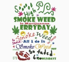 Smoke Weed Erry Day by BoobsAndPokemon