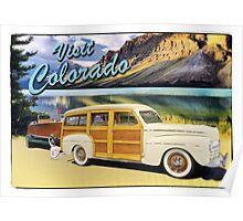 Visit Colorado Poster