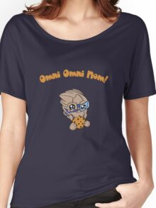 Omni Omni Nom! Women's Relaxed Fit T-Shirt