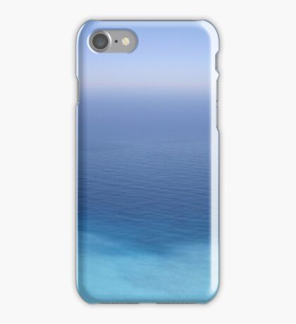 Between heaven and earth - or sea iPhone Case/Skin