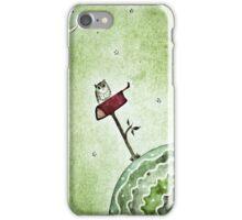 Mail Owl iPhone Case/Skin