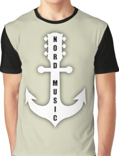 Nord Music Graphic T-Shirt