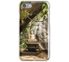 Blessed Buddha iPhone Case/Skin