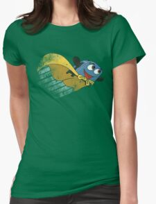 Brave Little Toaster - Fly Away Shirt Womens Fitted T-Shirt