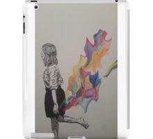 Flame On iPad Case/Skin