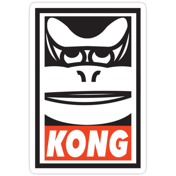 KONG by pixelwolfie