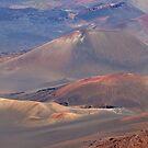 Haleakala National Park, Maui by Barb White