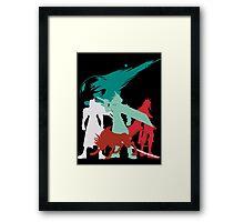 Final Fantastic Four Framed Print