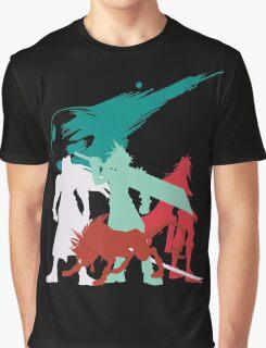 Final Fantastic Four Graphic T-Shirt