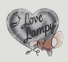 "Brave Little Toaster - ""I Love Lampy""  by Lindsey Butler"
