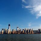 Manhattan by jimmylu